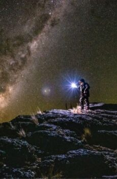 Simon Williams - Astrophotography Workshop