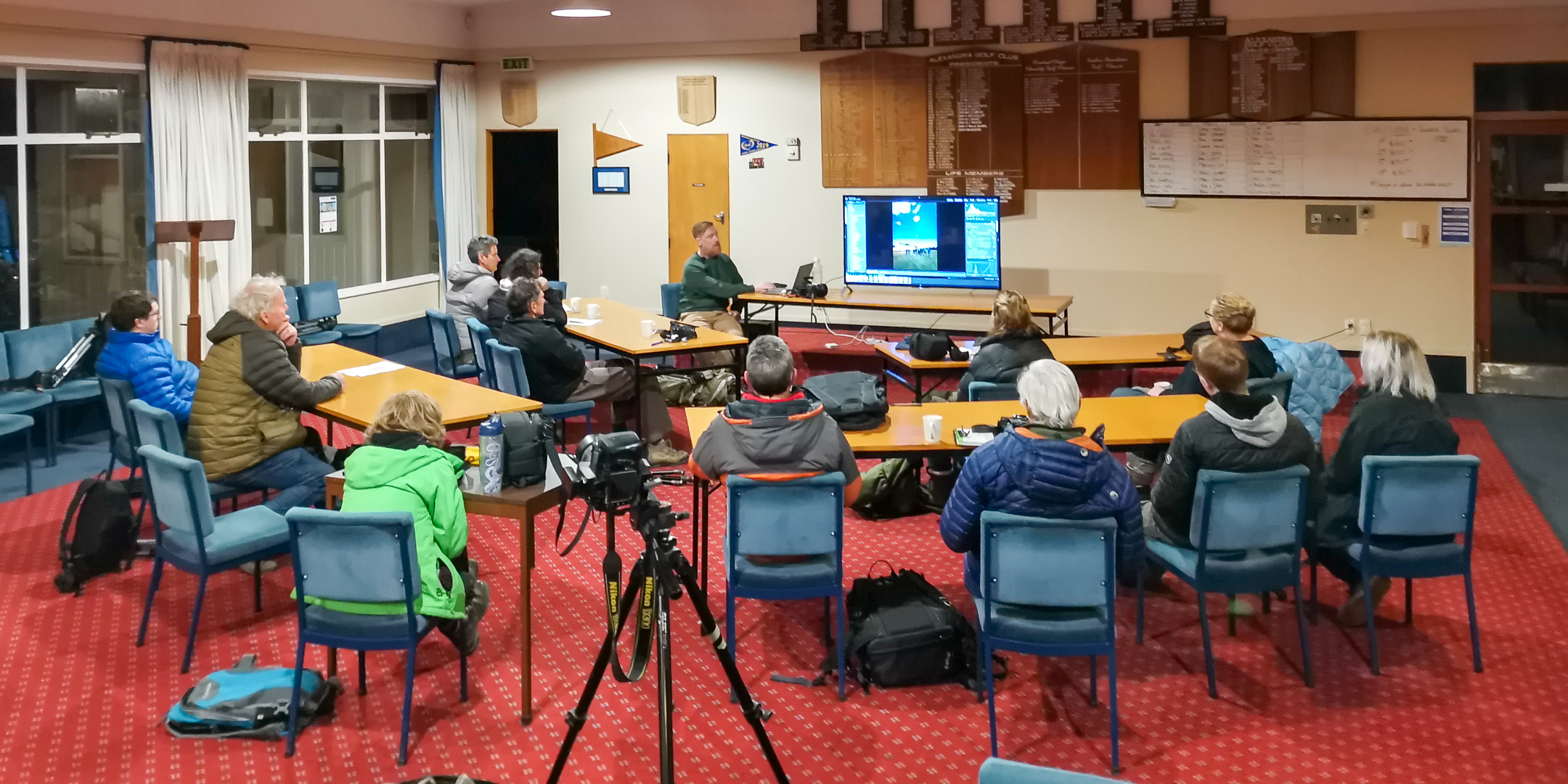 Astrophotography Workshop with Simon Williams