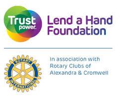 Trust Power Lend a Hand